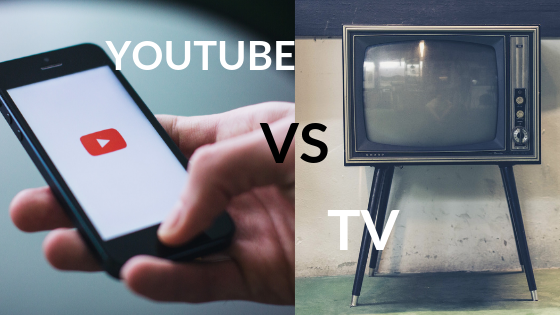 YOUTUBE VS TV ADS: WHAT'S MOST EFFECTIVE?