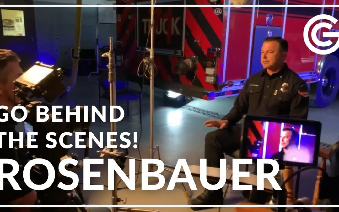 BEHIND-THE-SCENES OF ROSENBAUER