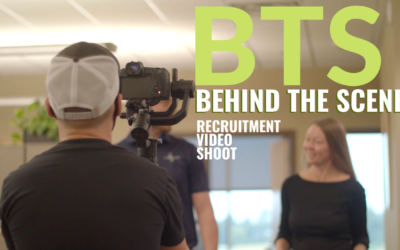 BEHIND-THE-SCENES: RECRUITMENT VIDEO SHOOT